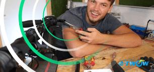 Comment changer le tube de sa poignée ETwow ?
