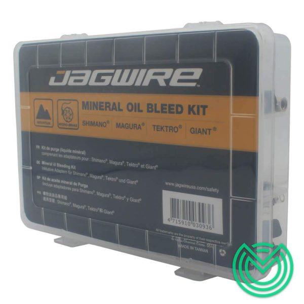 kit purge frein hydraulique trottinette jagwire Pro