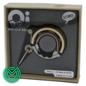 Sonnette knog oi luxe edition gold